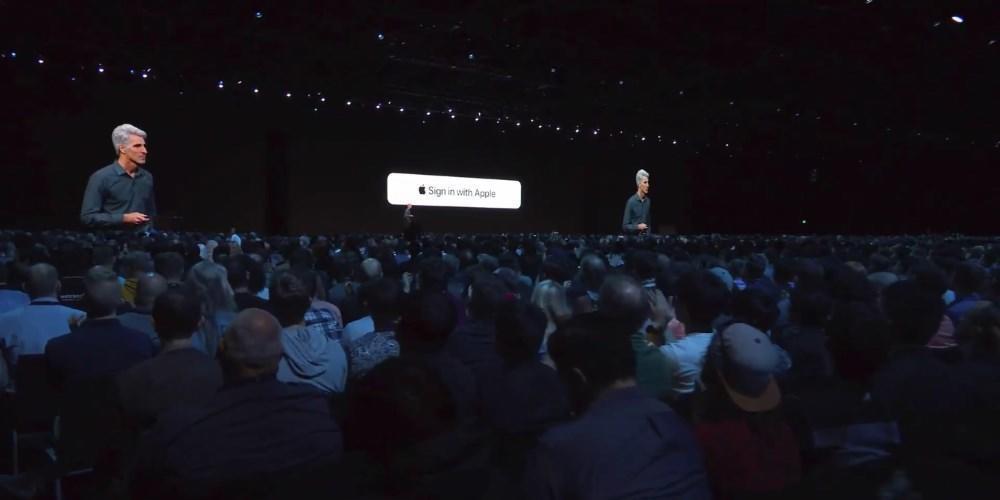苹果保护隐私出大招:虚拟邮箱帮用户登录第三方